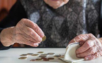 Pensiones de viudedad no inscritas